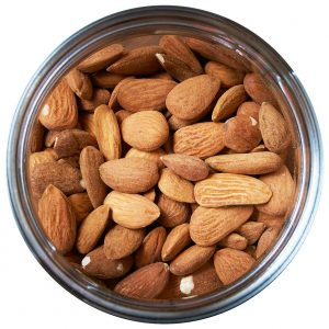 100% Pure Almonds (100g)