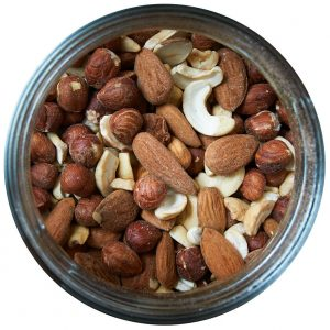 100% Pure Mixed Nuts (100g)