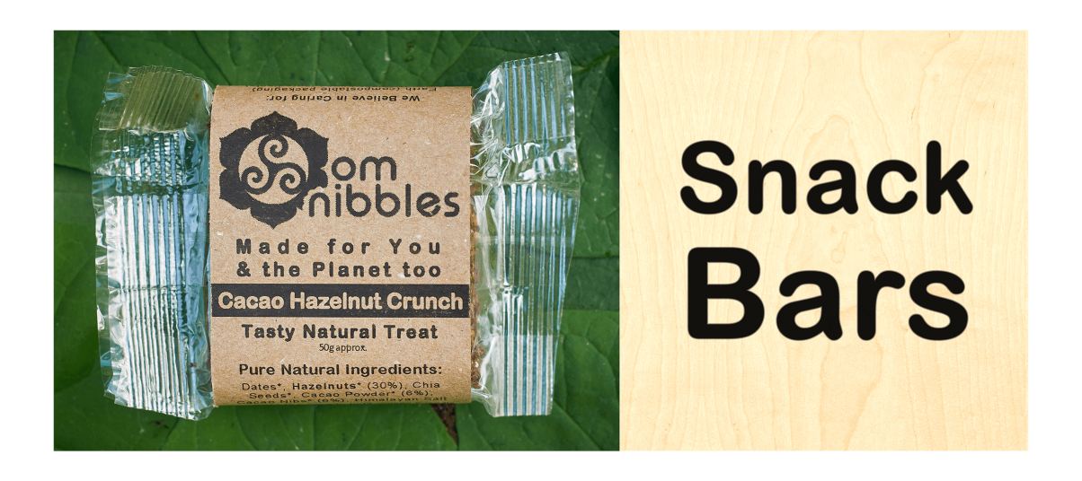 Om Nibbles Snack Bars