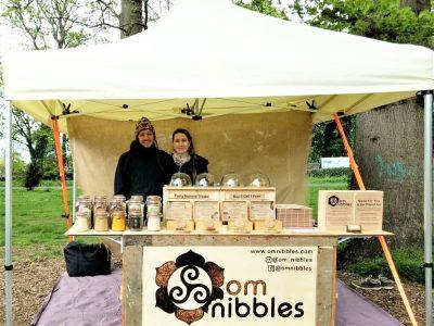 Om Nibbles Bushey Park Market